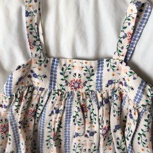 Floral Dress - 5t